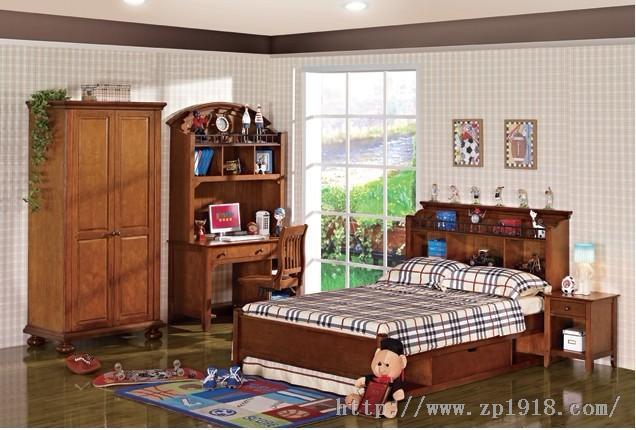 具有美式风格的卡内奇儿童家具招商中