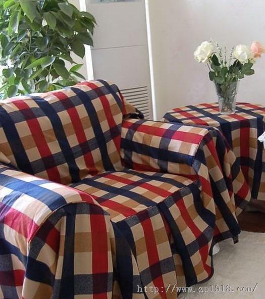 小清新沙发盖巾 掩不住的时尚浪漫风情
