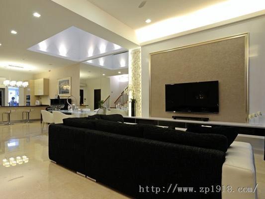 异国风情 新加坡简约元素的现代家居设计案例