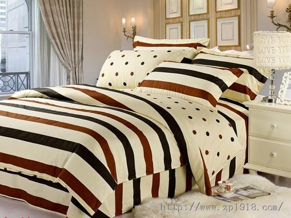 超时尚床品 小资装扮爱床的必须之选