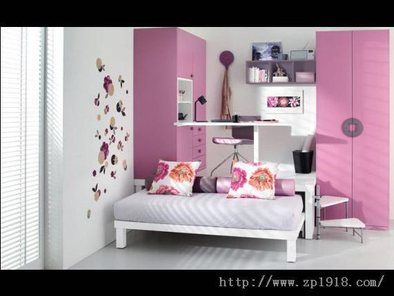 """意大利Tumidei""""复式家具""""LOFT儿童床布局"""