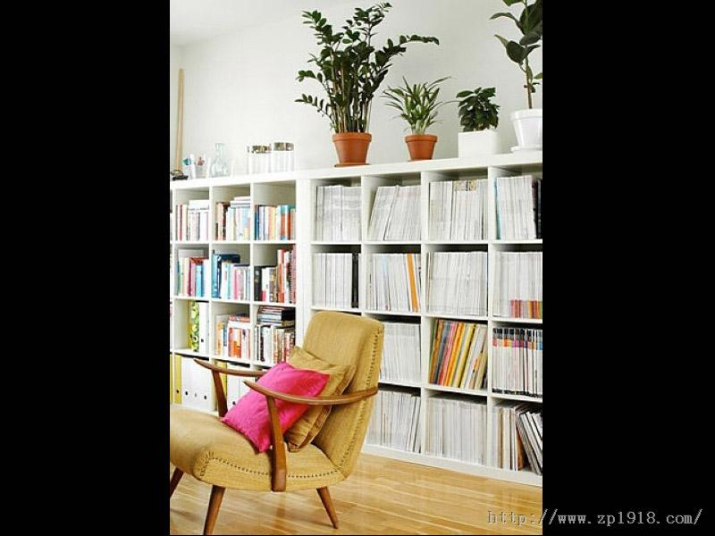 创意大不同 多款时尚书房设计欣赏