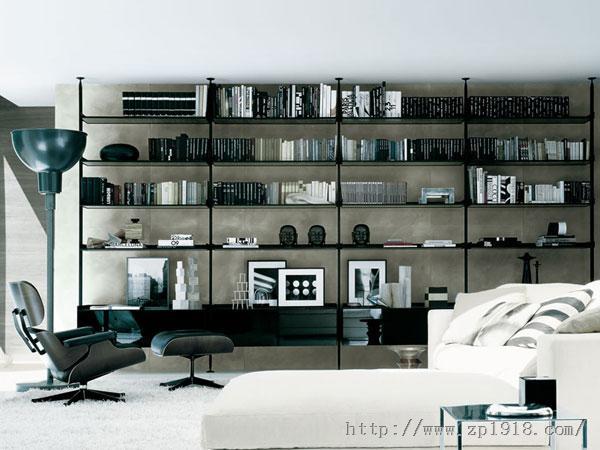 拥抱梦想书房 10个时尚书房装修设计