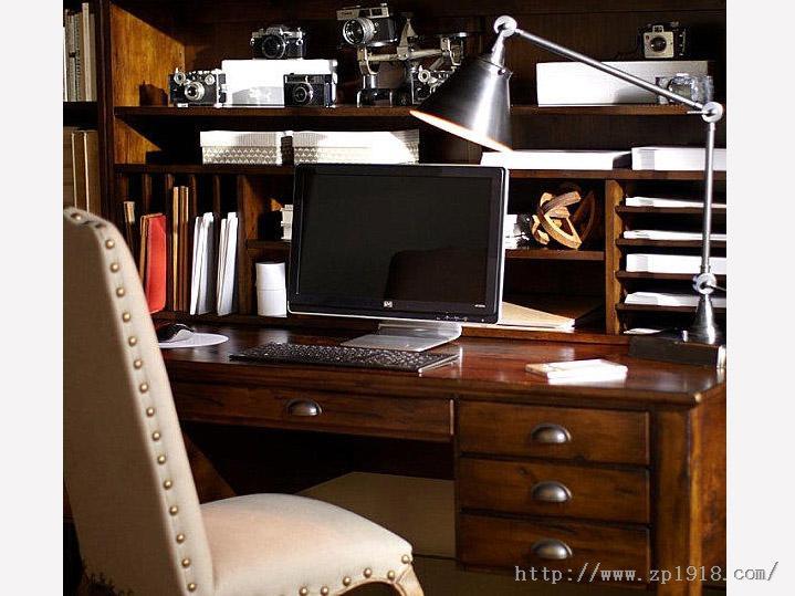 高效人士的20个选择 时尚多功能电脑桌