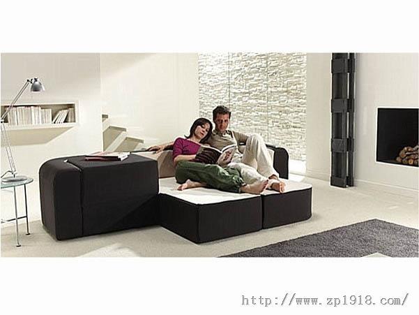 多款小户型百变沙发床欣赏