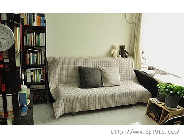 小户型出租房设计 简装修的温馨便捷家