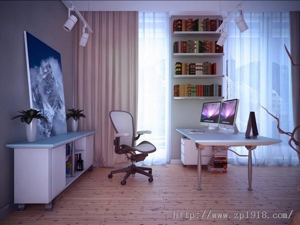 摩登单品之13款家居时尚工作台设计