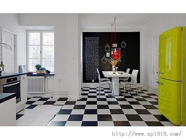 简欧素雅大气明亮公寓 黑白格调简单随性