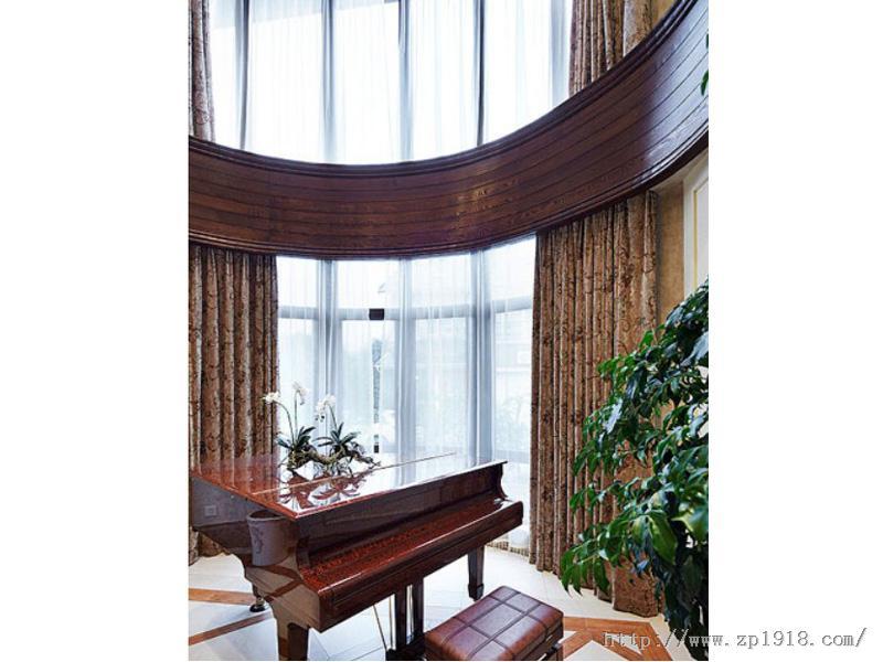 美剧里的别墅 美式亮眼豪华400平