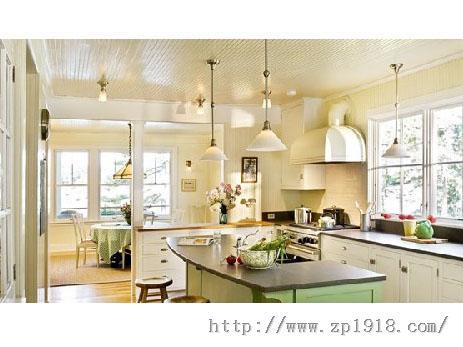 厨房吧台大显身手 回归十月浪漫生活季
