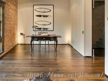 来自纽约西村的艺术住宅 优雅而充满气质