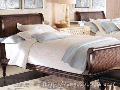 多款经典复古雪橇床 感受冬日里的浓浓暖意
