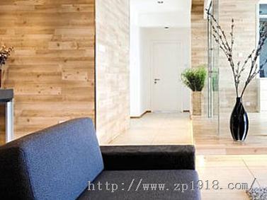 现代简约质感三居室 设计简洁不泛时尚