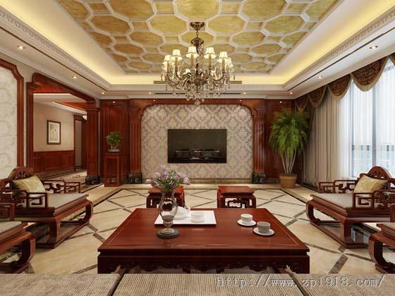 古典奢华大宅全新演绎