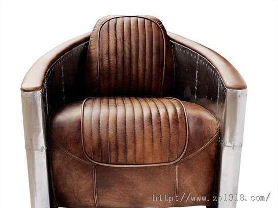 咖色皮革椅正当时