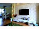 田园风格客厅电视背景墙
