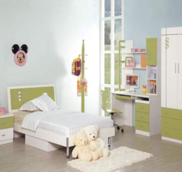 小户型儿童房间装修展示 给您孩子最欢乐的童年