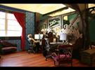 穿越时空:英国古典华丽书房设计