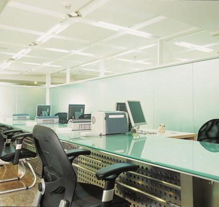 8款办公家具隔断效果图 图片赏析