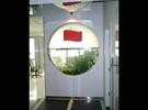8款办公室前台装修效果图