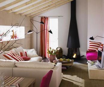 80后温馨小家 时尚都市白领喜爱的家居设计
