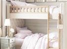 双人儿童房 高低床快乐成双