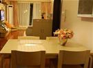 复古白色实木风 简单的家也很不凡