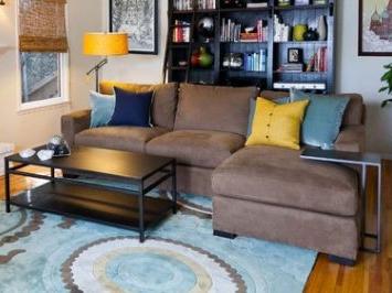 客廳設計大欣賞 時尚簡約卻不簡單