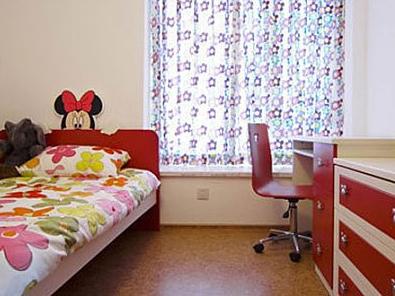 現代簡約質感三居室 設計簡潔不泛時尚