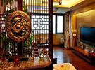 低调奢华 中式古典风