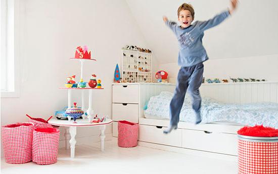 儿童房装修有讲究 安全为首质量为重