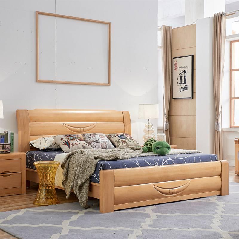 榉木床哪个牌子好?