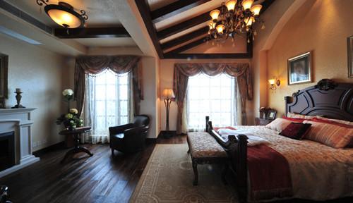 三口之家50平米小屋 简约美式优雅风情