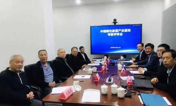 """安徽省宿州市埇桥区申报""""中国绿色家居产业基地""""专家评审会召开"""